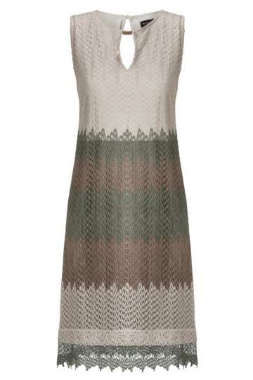 ana alcazar A-Shaped Summer Dress Altophy