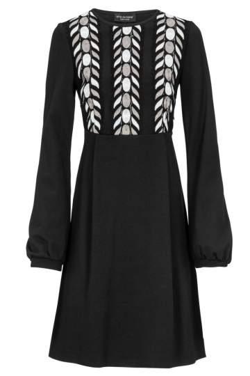 Ana Alcazar Empire Dress Delila