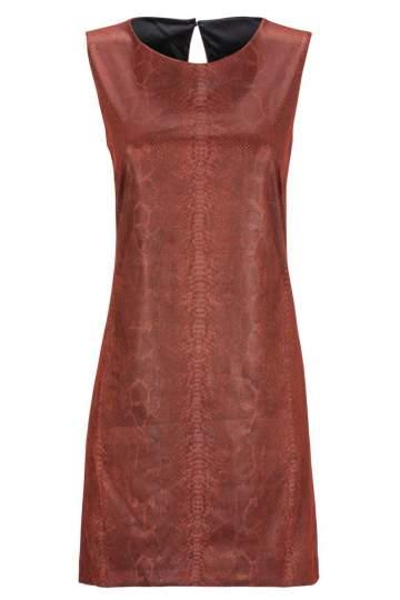 Ana Alcazar A-Linien Kleid Devona