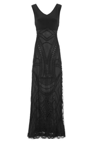 Ana Alcazar Maxi Dress Glennis