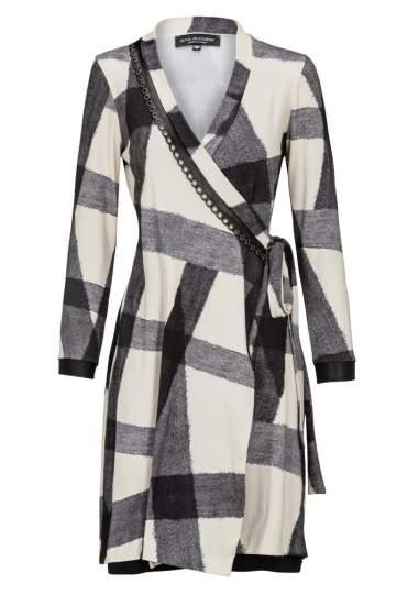 Ana Alcazar Wrap Dress Damy