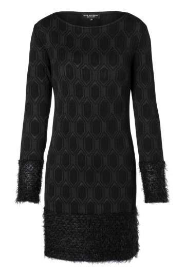 Ana Alcazar Sleeve Dress Omka
