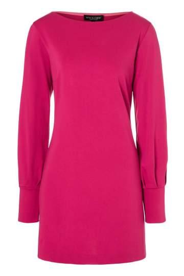 Ana Alcazar Sleeved Dress Olisudy Pink