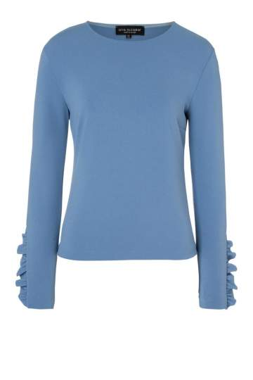 Ana Alcazar Sweater Pania Blue