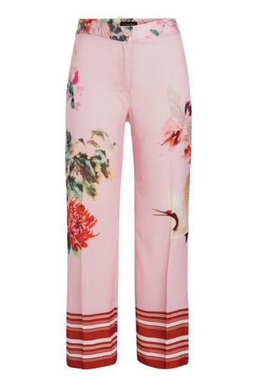 Ana Alcazar 7/8 Trousers Nayea