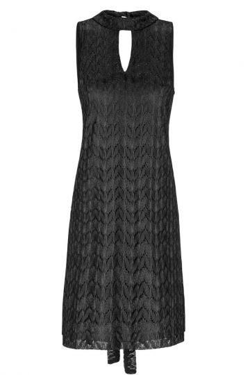 Ana Alcazar A-Linien Kleid Black Francisy