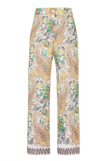 Ana Alcazar 7/8 Summer Trousers Galvoris