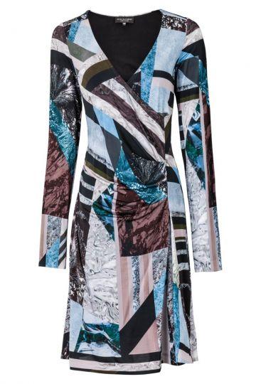 ana alcazar Wrap Dress Zofeny