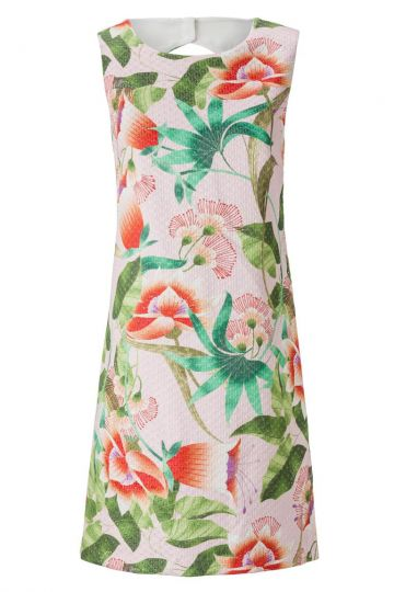 ana alcazar Flower Dress Amorikis