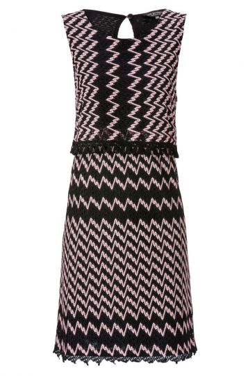 ana alcazar Knit Dress Ansofea