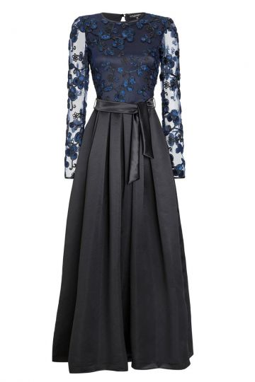 Ana Alcazar Black Label Luxus Abendkleid Juvendira