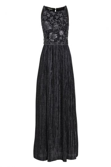 Blauw zwarte jurk hoe kan dat