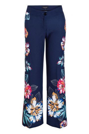 Ana Alcazar Trousers Meanisy Blue