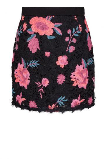 Ana Alcazar Mini Skirt Keyflare