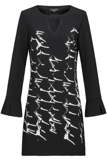 Ana Alcazar A-Linien Kleid Keary Light