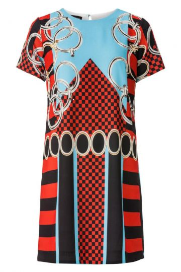 ana alcazar T-Shirt Dress Alizesy