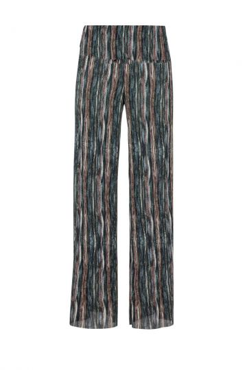 Ana Alcazar 7/8 Plissee Trousers Gladine