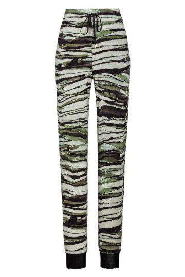 Camouflage Jogger Hose Flovea