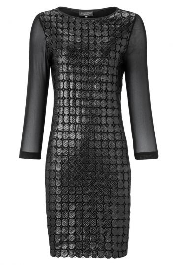 Black Label Festliches Kleid No. 67 in Schwarz