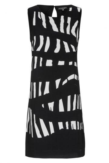 Limitiertes Sommerkleid Geina Grafikprint