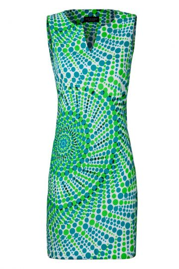 Sixties Kleid Verea im Retro-Print