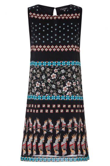 Limitiertes Sommerkleid Geiny Kakadu