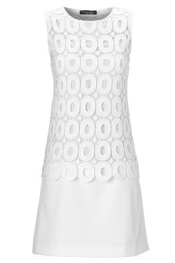 Sommerkleid Pepiwhite in Weiß