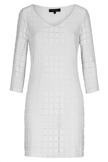 Tunikakleid Belanorma in Weiß