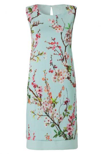 Hängerchen Kleid Wondy im Kirschblüten-Print | ana alazar
