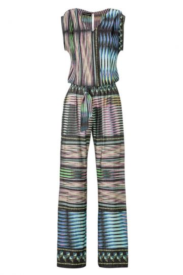 Jumpsuit Adrielly im Ethnoprint