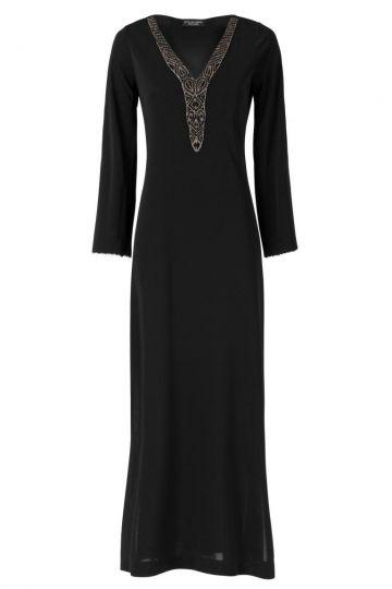 Black Label Kaftan Kleid No. 55
