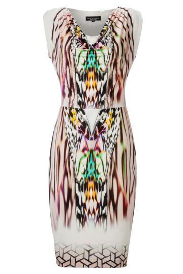 Sommerkleid Armonys mit Fantasie-Print