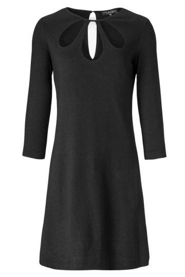 Kleid mit Cut Out Algorea in Schwarz