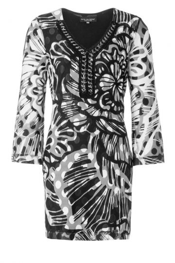 Tunika Top Amflory mit Blumenprint