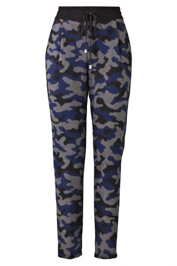 Limitierte Jogger Hose Shadony in Camouflage