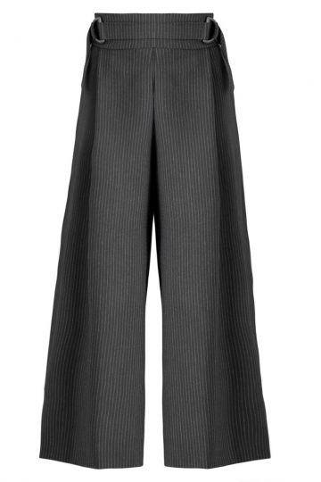 Culotte Zelonora Stripes mit Gürtel