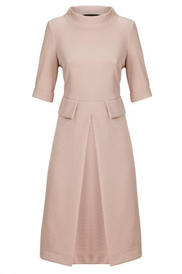 Sixties Kleid Zindrella Rose in zartem Rosa