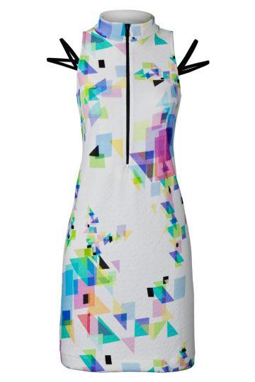 Sportliches Kleid Vedius im Grafik-Print