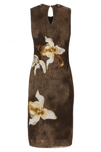 Ana Alcazar Print Dress Gwiny