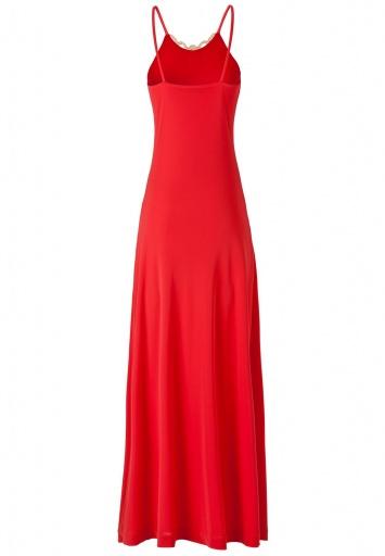 ana alcazar Black Label Maxi Dress No. 53
