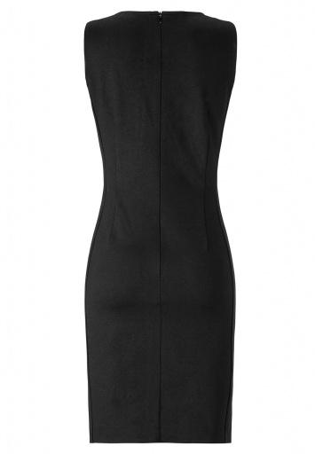 ana alcazar Black Label Shift Dress No. 77