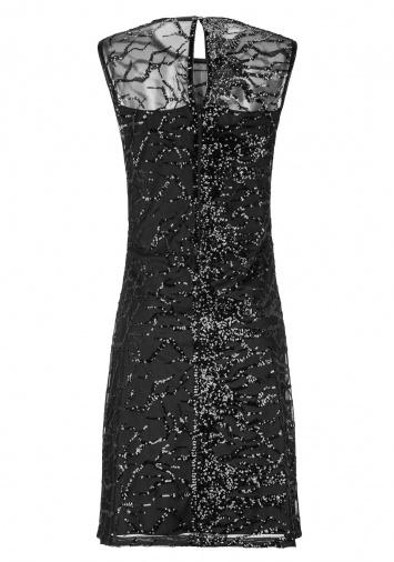 Ana Alcazar Black Label Sequin Dress No. 87