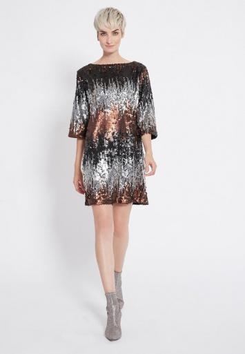 Ana Alcazar Sequin Dress Rimas