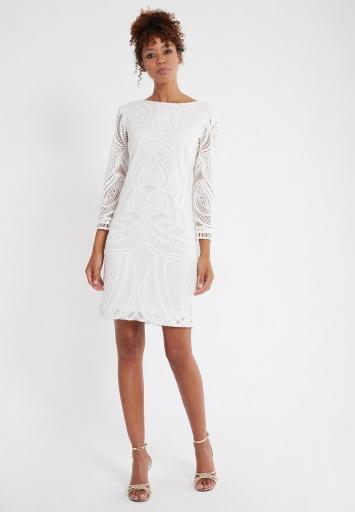 Ana Alcazar Longsleeve Dress Sasike