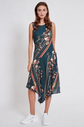 Ana Alcazar Midi Dress Talusa