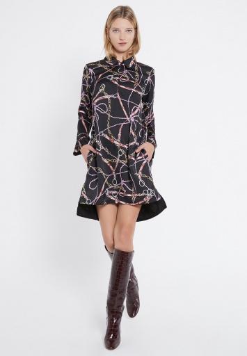 Ana Alcazar Mini Dress Vadenu