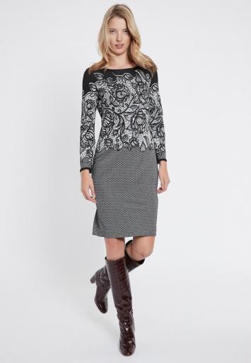 Ana Alcazar Shift Dress Vegosta