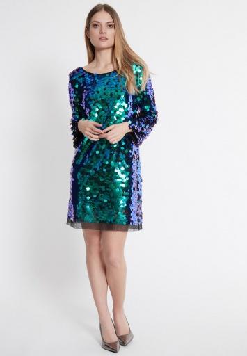 Ana Alcazar Mermaid Dress Wanora
