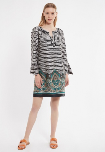 Ana Alcazar Tunic Dress Zaba
