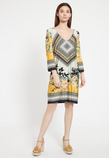 Ana Alcazar Tunic Dress Zippy